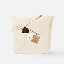 The Three Amigos! Tote Bag