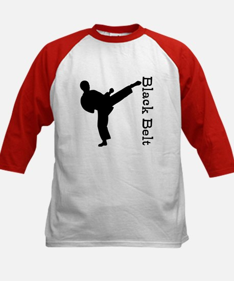 Martial Arts Kids Baseball Jersey