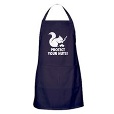 Protect Your Nuts! Apron (dark)