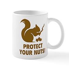Protect Your Nuts! Mug