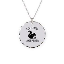 Squirrel Whisperer Necklace