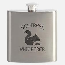 Squirrel Whisperer Flask