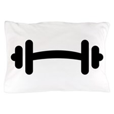 Barbell Dumbbell Pillow Case