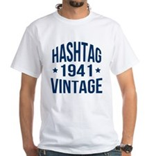 Hashtag Vintage 1941 Shirt