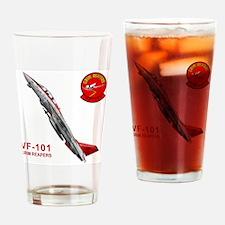 3-vf101logo10x10_apparel Drinking Glass