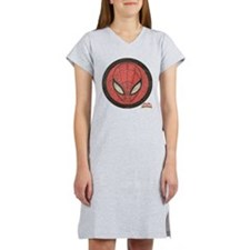 Spider-Girl Icon Vintage Women's Nightshirt