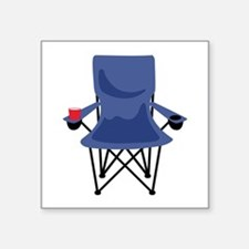 Camping Chair Sticker