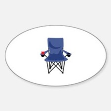 Camping Chair Decal