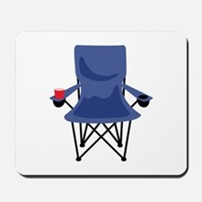 Camping Chair Mousepad