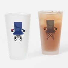 Camping Chair Drinking Glass