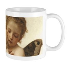 Exquisite First Kiss Angels Mugs