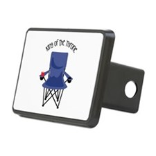 King Of The Throne Hitch Cover