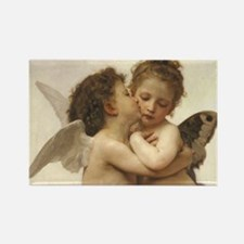 Exquisite First Kiss Angels Magnets
