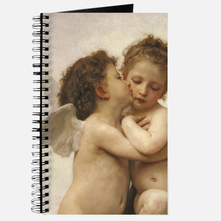 Exquisite First Kiss Angels Journal
