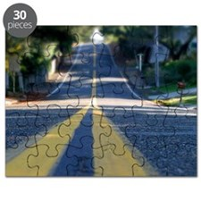 Mahoney Ave color Puzzle