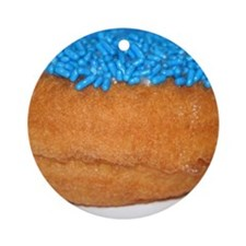 Donut Round Ornament