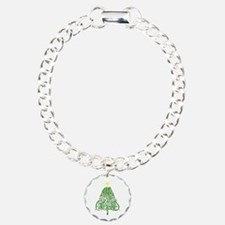 Merry Christmas Tree Bracelet