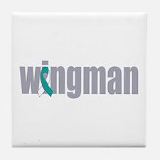 Wingman Tile Coaster
