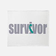 Survivor Throw Blanket