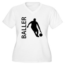 Baller Plus Size T-Shirt