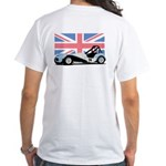 R3 Racing White T-Shirt