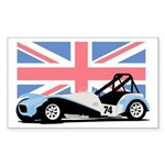 R3 Racing Sticker
