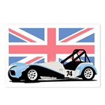R3 Racing Postcards (Package of 8)