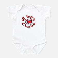 I Have Crabs MD Infant Bodysuit