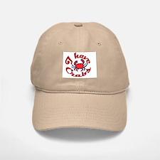 I Have Crabs MD Baseball Baseball Cap