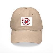 I Have Crabs MD Baseball Cap