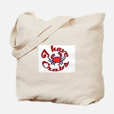 I Have Crabs MD Tote Bag