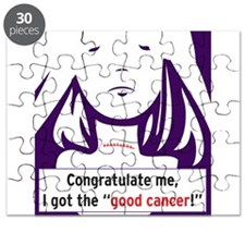 the good cancer woman Puzzle