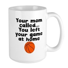 You Left Your Game At Home Mugs