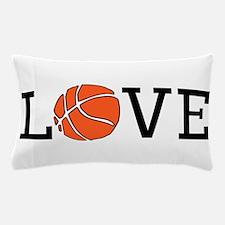 Basketball Love Pillow Case