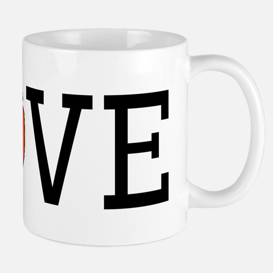 Basketball Love Mugs