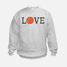 Basketball Love Sweatshirt