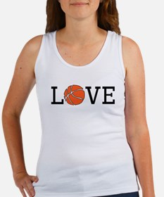 Basketball Love Tank Top