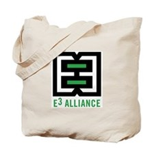 E3 Alliance Tote Bag