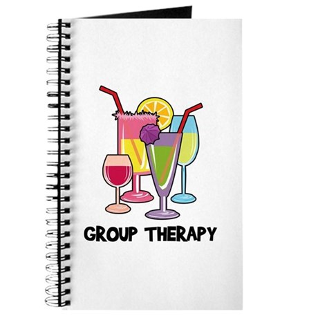 Drinks Group Therapy Journal