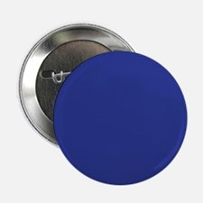 "Dark Blue Solid Color 2.25"" Button (10 pack)"