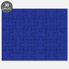 Dark Blue Solid Color Puzzle