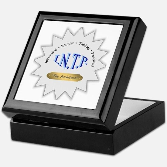 INTP Keepsake Box