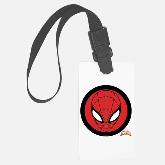 Spider-Girl Icon Luggage Tag