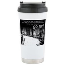 Unique Running Travel Mug