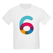 Color6 T-Shirt