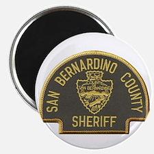 San Bernardino Sheriff Magnets