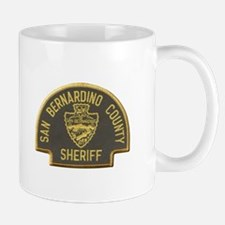 San Bernardino Sheriff Mugs