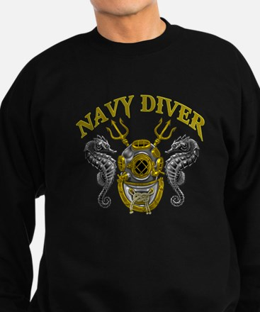 Unique Diver Sweatshirt