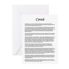 Creed Cards (Pk of 10)