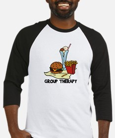 Food Group Therapy Baseball Jersey